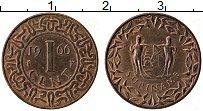 Изображение Монеты Суринам 1 цент 1966 Бронза UNC-
