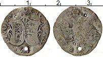 Изображение Монеты 1741 – 1761 Елизавета Петровна 4 копейки 1757 Серебро VF