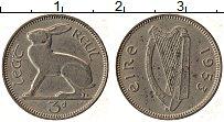 Изображение Монеты Ирландия 3 пенса 1953 Медно-никель XF