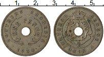 Изображение Монеты Родезия 1 пенни 1934 Медно-никель VF Георг V