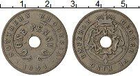 Изображение Монеты Родезия 1 пенни 1941 Медно-никель VF