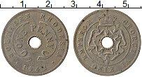 Изображение Монеты Родезия 1 пенни 1942 Медно-никель VF Георг VI