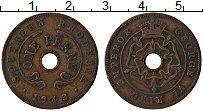 Изображение Монеты Родезия 1 пенни 1943 Медь VF Георг VI