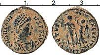 Изображение Монеты Древний Рим АЕ 3 0 Медь VF+