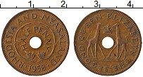 Изображение Монеты Родезия 1/2 пенни 1958 Бронза XF Елизавета II.