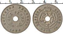 Изображение Монеты Родезия 1 пенни 1938 Медно-никель XF Георг VI