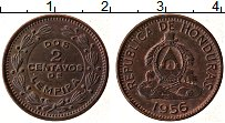 Продать Монеты Гондурас 2 сентаво 1956 Медь