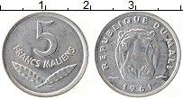 Изображение Монеты Мали 5 франков 1961 Алюминий UNC-