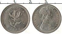 Изображение Монеты Родезия 5 центов 1964 Медно-никель UNC- Елизавета II