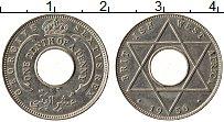 Изображение Монеты Западная Африка 1/10 пенни 1950 Медно-никель XF Георг VI