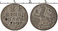 Изображение Монеты Гессен-Кассель 1/24 талера 1807 Медь VF