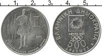 Изображение Монеты Греция 500 драхм 2000 Медно-никель UNC- Олимпийские игры в А