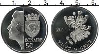 Продать Монеты Бонайре 50 центов 2011 Медно-никель