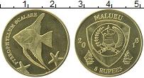 Изображение Монеты Индонезия 5 рупий 2016 Латунь UNC