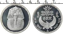Изображение Монеты Египет 5 фунтов 1993 Серебро Proof-