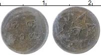 Продать Монеты Траванкор 1 кеш 0 Медь