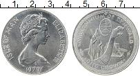 Изображение Монеты Остров Мэн 1 крона 1979 Медно-никель UNC-