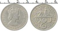 Изображение Монеты Карибы 50 центов 1955 Медно-никель XF