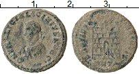Изображение Монеты Древний Рим 1 фоллис 0 Медь VF 308-323 г. Н.Э. Рим/