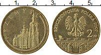 Изображение Монеты Польша 2 злотых 2007 Латунь UNC- Польша/Пршемысль