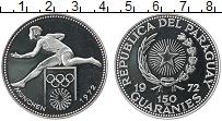 Изображение Монеты Парагвай 150 гуарани 1972 Серебро Proof- Олимпийские игры в М
