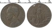 Изображение Монеты Италия 5 сентесим 1912 Бронза XF