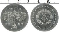 Изображение Монеты ГДР 5 марок 1973 Медно-никель UNC-
