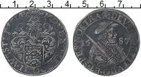 Изображение Монеты Нидерланды Западная Фризия 1 талер 1587 Серебро XF