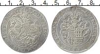 Изображение Монеты Германия Мансвелд 1 талер 1595 Серебро XF