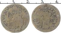 Изображение Монеты Рагуза 1 сольдо 0 Медь VF