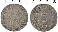Изображение Монеты Брауншвайг-Вольфенбюттель 1 талер 1643 Серебро XF Пятый колокольный