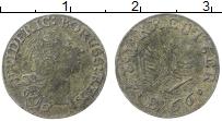 Изображение Монеты Пруссия 1 крейцер 1766 Серебро VF В. Фридрих II
