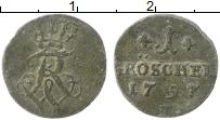 Изображение Монеты Пруссия 1 грош 1797 Серебро VF