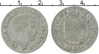Изображение Монеты Пруссия 1/6 талера 1826 Серебро XF А. Фридрих Вильгельм