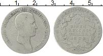 Изображение Монеты Пруссия 1/3 талера 1809 Серебро XF А Фридрих Вильгельм