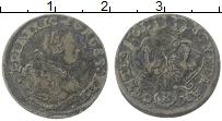 Изображение Монеты Силезия 3 гроша 1763 Серебро VF Фридрих II