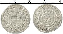 Изображение Монеты Германия Корвей 1/24 талера 1614 Серебро VF