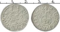 Изображение Монеты Германия Равенсберг 1/24 талера 1622 Серебро VF