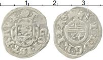 Изображение Монеты Германия 1/24 талера 1619 Серебро VF Лев