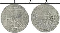 Изображение Монеты Майнц 1 альбус 1657 Серебро VF