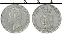 Продать Монеты Анхальт 1/6 талера 1865 Серебро