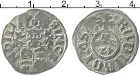 Изображение Монеты Польша Речь Посполита 1/24 талера 1622 Серебро VF