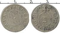 Изображение Монеты Бавария 2 крейцера 1629 Серебро VF Герб