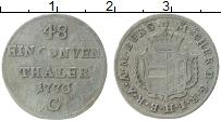 Изображение Монеты Австрия 1/48 талера 1773 Серебро VF