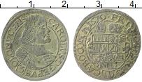 Изображение Монеты Германия Ольмюц 3 крейцера 1670 Серебро XF