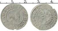 Изображение Монеты Австрия 3 крейцера 1624 Серебро VF Фердинанд III