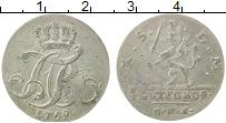 Продать Монеты Померания 4 гроша 1759 Серебро