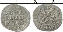 Продать Монеты Померания 1 шиллинг 1621 Серебро