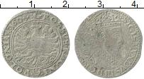 Изображение Монеты Польша 1 грош 1604 Серебро VF Сигизмунд III