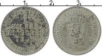 Изображение Монеты Гессен 1 грош 1866 Серебро XF герб